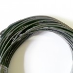 20 AWG Black Wire 1mtr