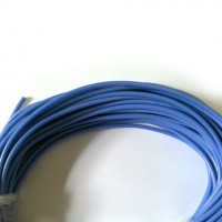 20 AWG Blue Wire 1mtr