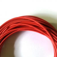 20 AWG Red Wire 1mtr