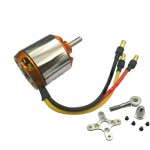 QK 2836 880KV Brushless Outrunner Motor w/ mounts