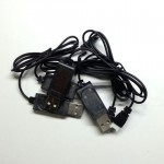 USB Cable Charger For Single Cell LiPo