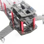 Hunter Mini H Quad 250 Carbon Fiber Frame