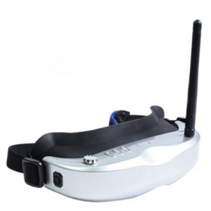 BOSCAM GS920 AIO FPV Goggles with Head Tracker and 2.4/5.8 RX