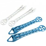 S500 Quadcopter Frame High Landing Gear with PCB