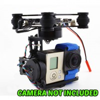 3 Axis Brushless Gimbal W/ Brushless Motor & Storm32 Controller