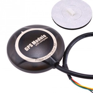 UBLOX NEO-7M High Precision GPS w/ Compass for APM/PX4