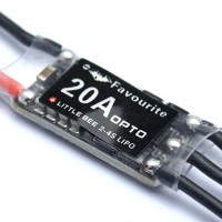 LittleBee 20A Mini Opto ESC