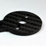 X525 Carbon Fiber Spare Motor Mounts
