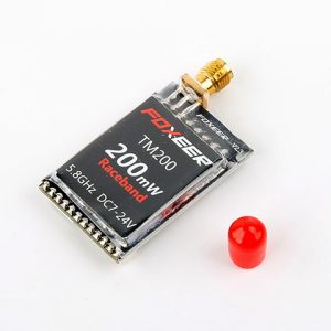 Foxeer TM200 5.8GHz 40CH RaceBand Transmitter