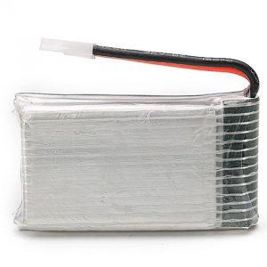 3.7V 750mah 25C Lipo Battery