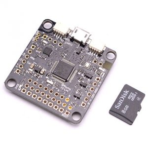 F3 EVO Flight Controller with 8GB SD Card