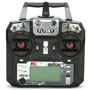 Flysky FS-i6X 2.4GHz 10CH AFHDS Transmitter With X6B i-BUS Receiver