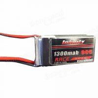Infinity 1300mah 14.8V 90C 4S1P Race Spec Lipo Battery