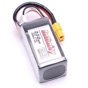Infinity 850mah 14.8V 70C 4S1P Lipo Battery