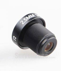 Foxeer 2.5mm Lens IR Sensitive