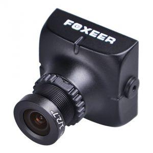 Foxeer XAT600M HS1177 V2 600TVL CCD 2.5mm Lens IR Mini FPV Camera Black