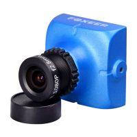 Foxeer XAT600M HS1177 V2 600TVL CCD 2.5mm Lens IR Mini FPV Camera Blue