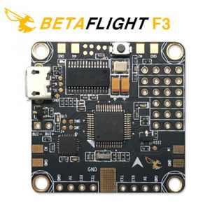 BETAFLIGHT F3 FLIGHT CONTROLLER WITH PDB AND OSD