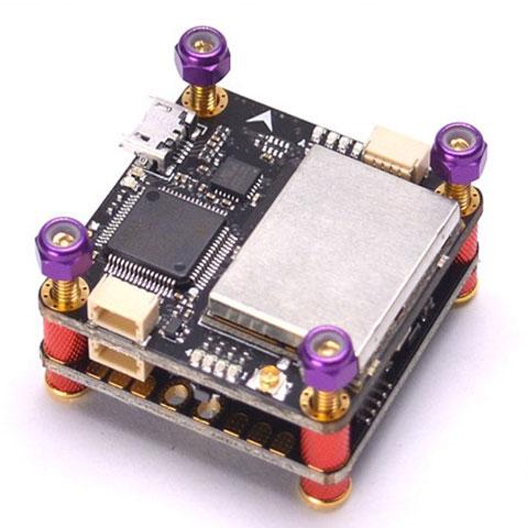 Flytower F4 Flight control Integrated Transmitter OSD 4 in 1 BLHeli_S / Dshot 40A ESC