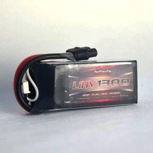Infinity 1300mAh 15.2V 85C LIHV Lipo Battery