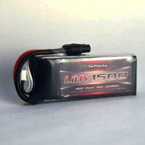 Infinity 1500mAh 15.2V 85C LIHV Lipo Battery