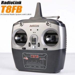 Radiolink T8FB V2 with R8EF SBUS/PPM Receiver