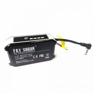 Fatshark 18650 Li-ion Cell Battery Case