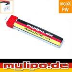MyLipo 255mah 3.7V 25C PWC