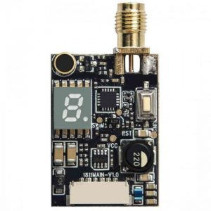 AKK X2 5.8Ghz 40CH Switchable vTX