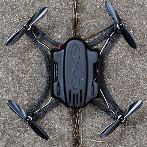 Pluto Smartphone Controlled DIY Nano-Drone Quadcopter Kit for Beginners