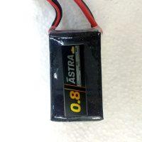 Ástra Elite 14.8V 850mah 70C Lipo