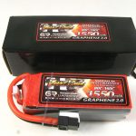 Dinogy Giant Power 14.8V 1550mah 80C