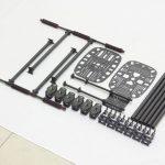 ZD850 Full Carbon Fiber Hexa Frame