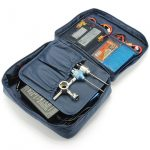 Storage Travel Bag For Charger Battery Screwdriver Tools