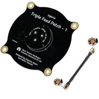 Triple Feed Patch Antenna SMA
