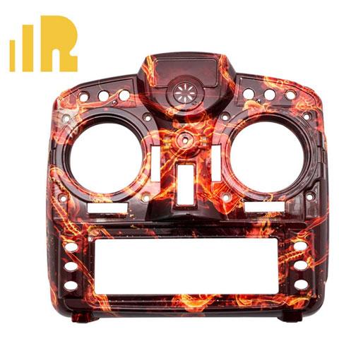 FrSky Taranis X9D Plus and X9D Custom Shells – Blazing Skull