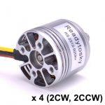 Motor Prop ESC Kit 2312