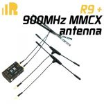 FrSky R9 900MHz 16CH Long Range Receiver with 2 900MHz MMCX Antennas