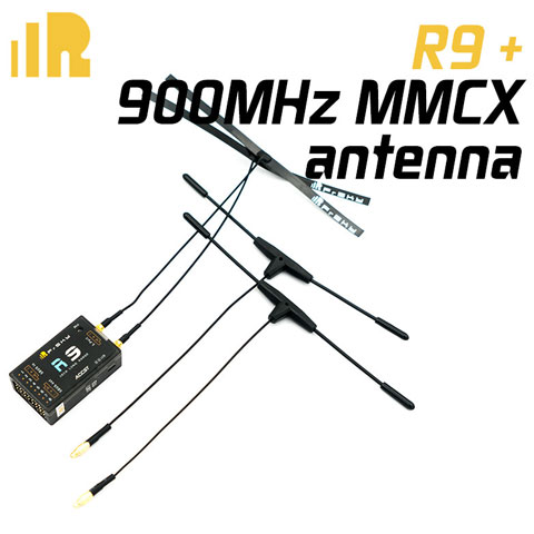 FrSky R9 900MHz 16CH Long Range Receiver with 2 900MHz MMCX