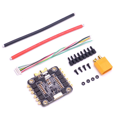 Rev35A 35A BLheli_S 3-6S 4 in 1 ESC w/ Current Sensor