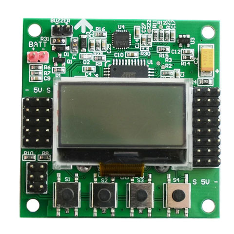KK 2.1.5 LCD Multirotor Flight Control Board