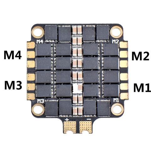 55A 2-6s 4 In 1 BS-55A ESC BLHeli_S ESC