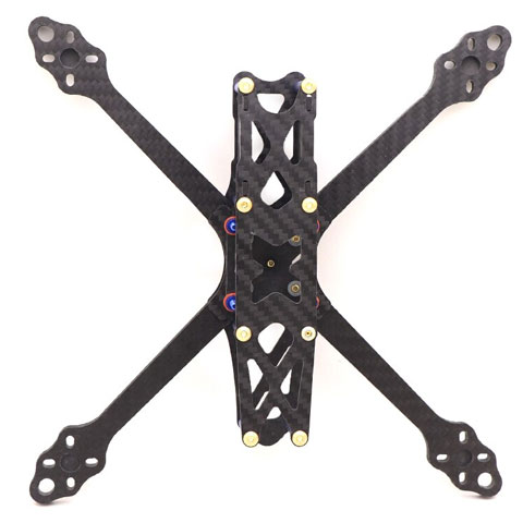 Stretch X5 220mm Freestyle FPV Frame