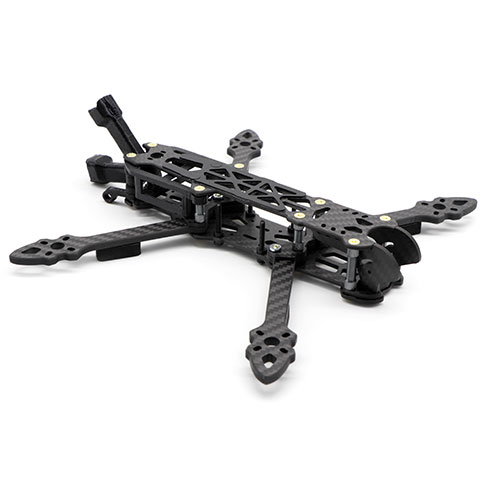 Mark4 HD 5inch 225mm with 5mm Arm FPV Racing Drone Quadcopter FPV Freestyle Frame