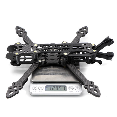Mark4 5inch 225mm with 5mm Arm FPV Racing Drone Quadcopter FPV Freestyle Frame