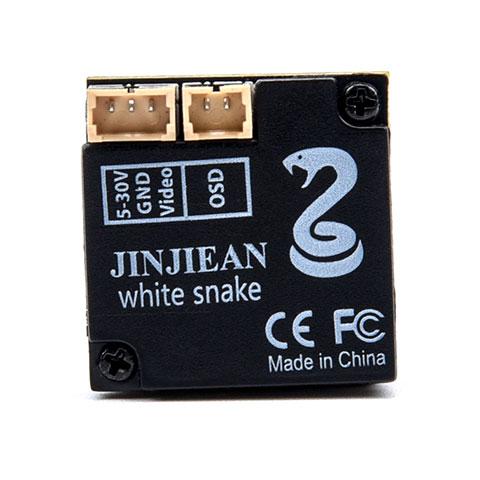 White Snake 1500TVL 1.8mm Lens FPV Camera